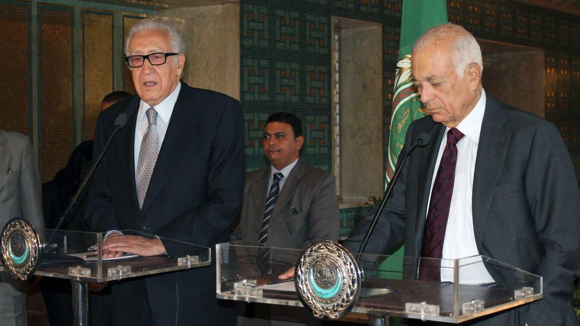 AFP araby brahimi