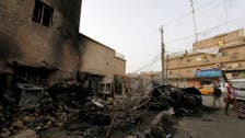 Suicide bombing in Iraq kills 35 in busy cafe
