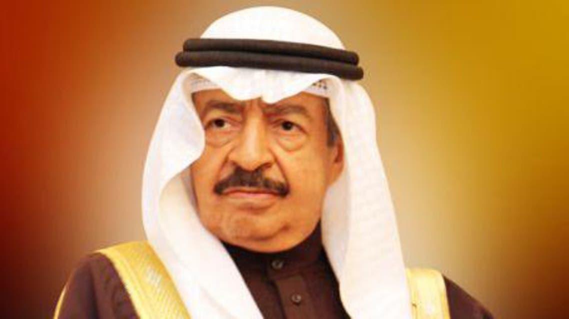 رئيس الوزراء البحريني