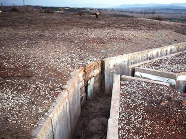 إسرائيل: سقوط قذيفتين من سوريا على الجولان