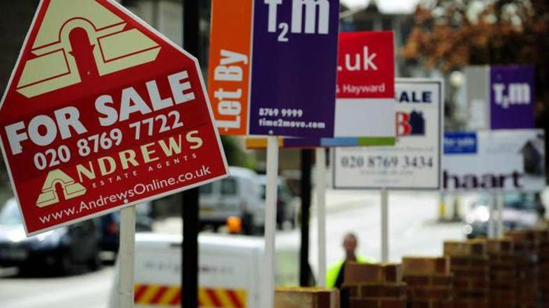 London property prices soar 10% in a month as Gulf investment