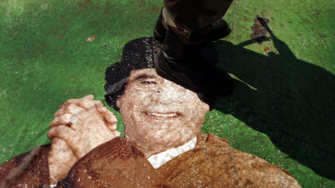 Qaddafi AFP