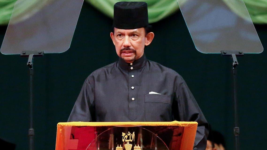 Brunei AFP