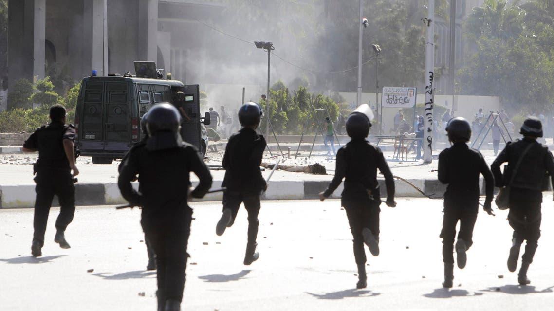 Reuters Egypt CSF