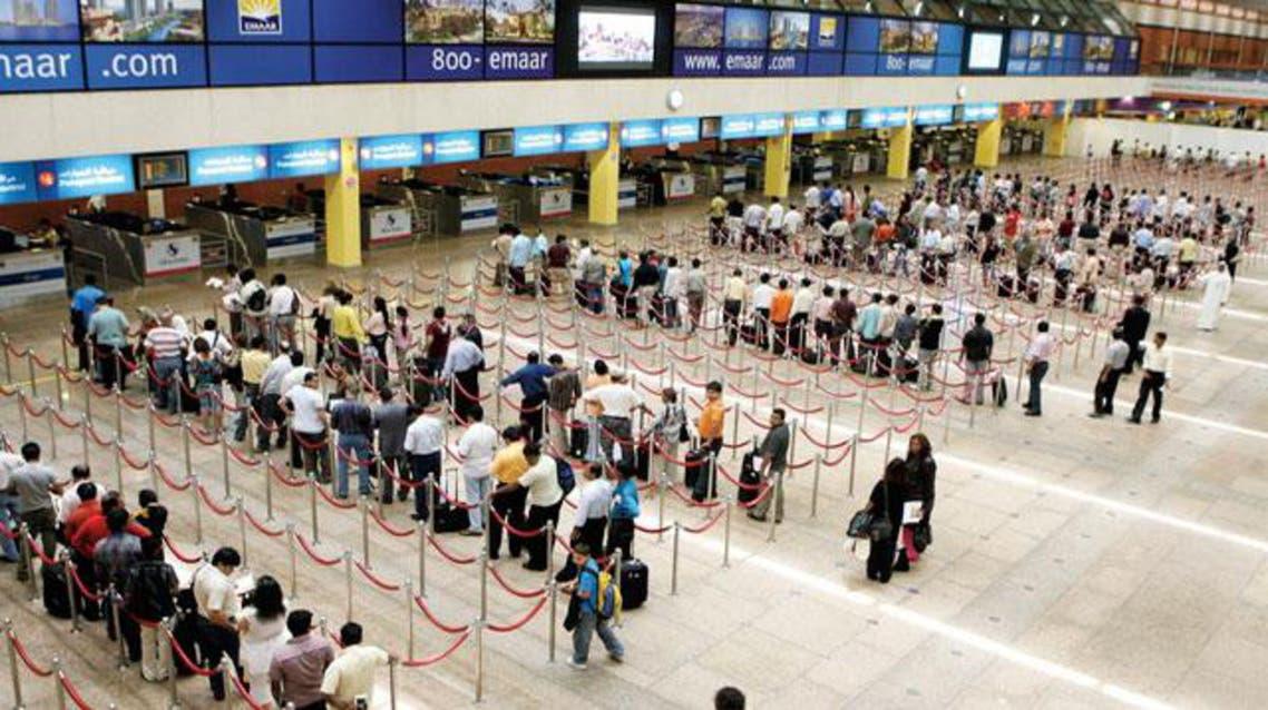 قسم الجوازات في مطار دبي