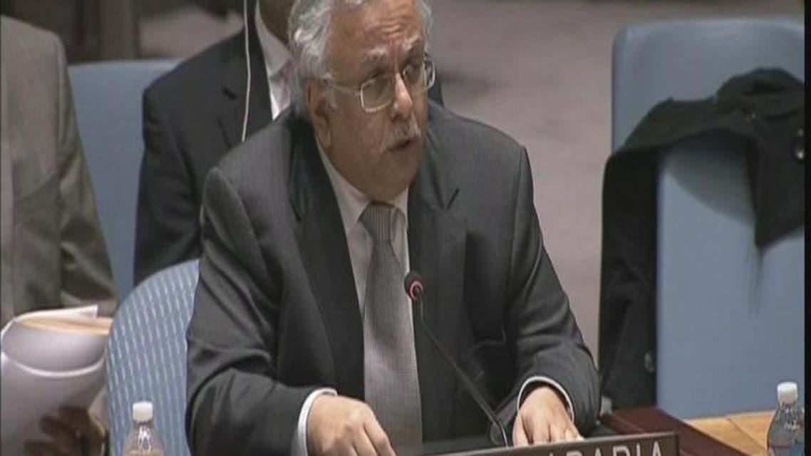 THUMBNAIL_ المعلمي: على مجلس الأمن وضع حد لمعاناة الشعب السوري