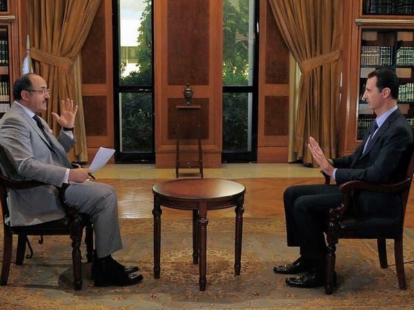 الأسد لا يرى مانعاً من ترشحه للانتخابات المقبلة