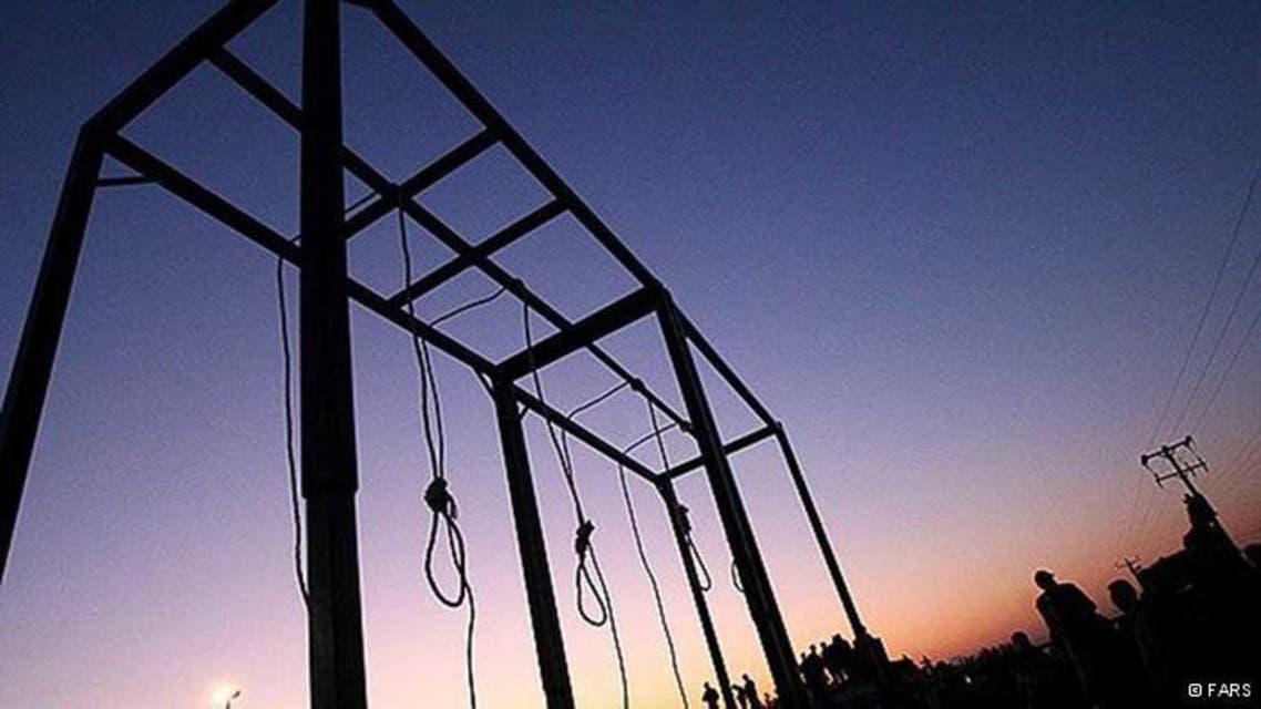 Iran hanging (Fars)