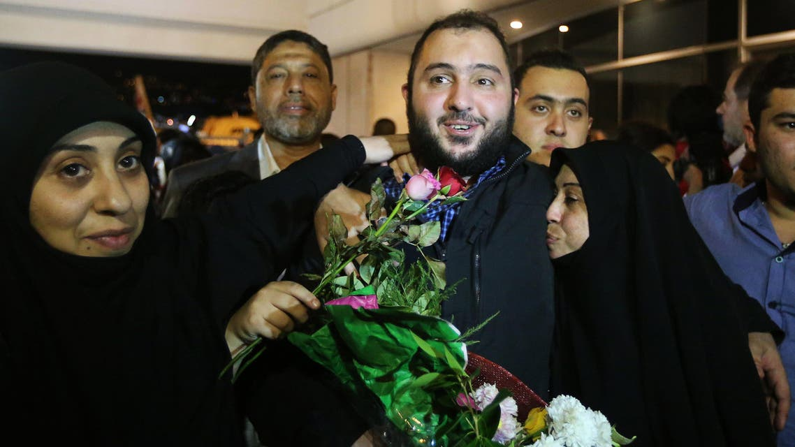 lebanese hostages_reuters