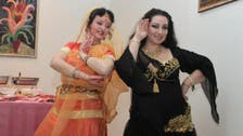 Bulgarian belly dancers perform to raise funds for Syrian refugees