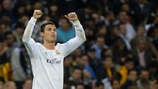 Football star Cristiano Ronaldo in Dubai for sports conference