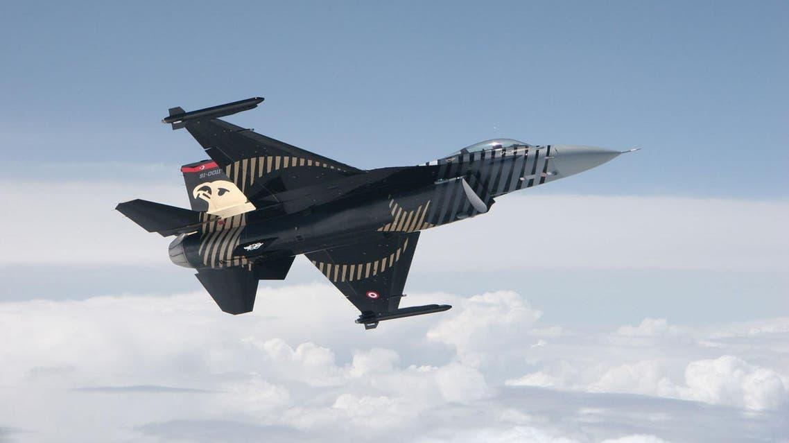 طائرة تركية اف 16 f16
