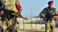 Soldiers killed, 72 suspects arrested in Egypt's Sinai