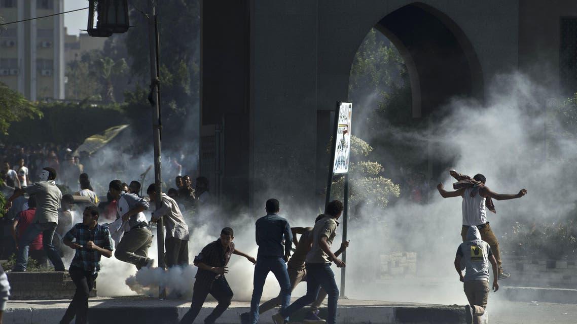 Azhar students (Reuters)