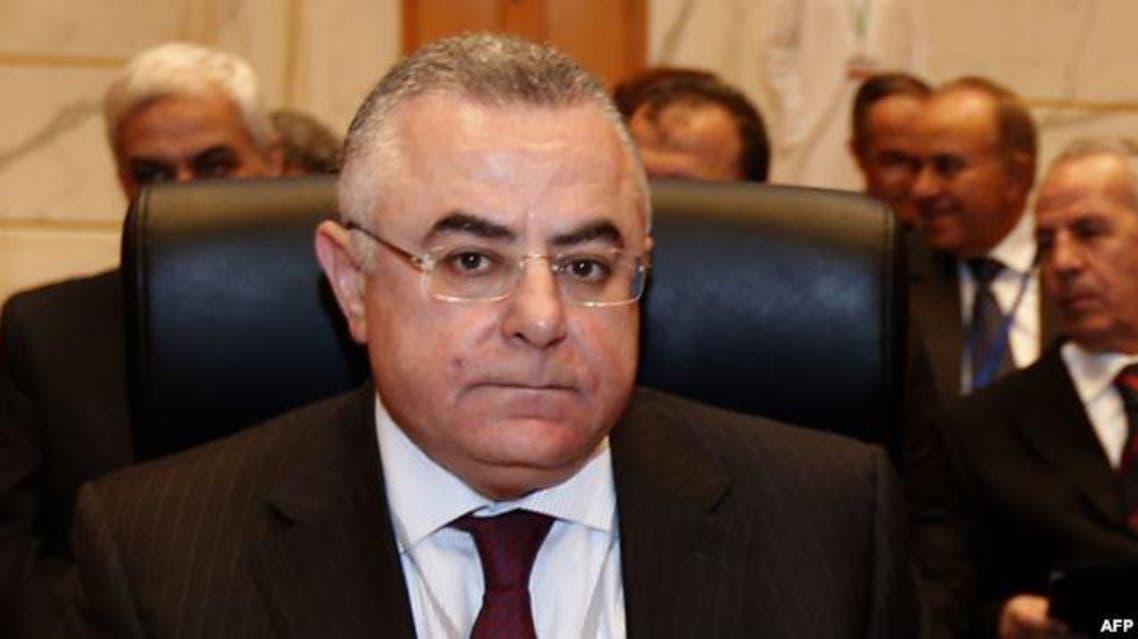 hisham ramez Egypt central bank AFP