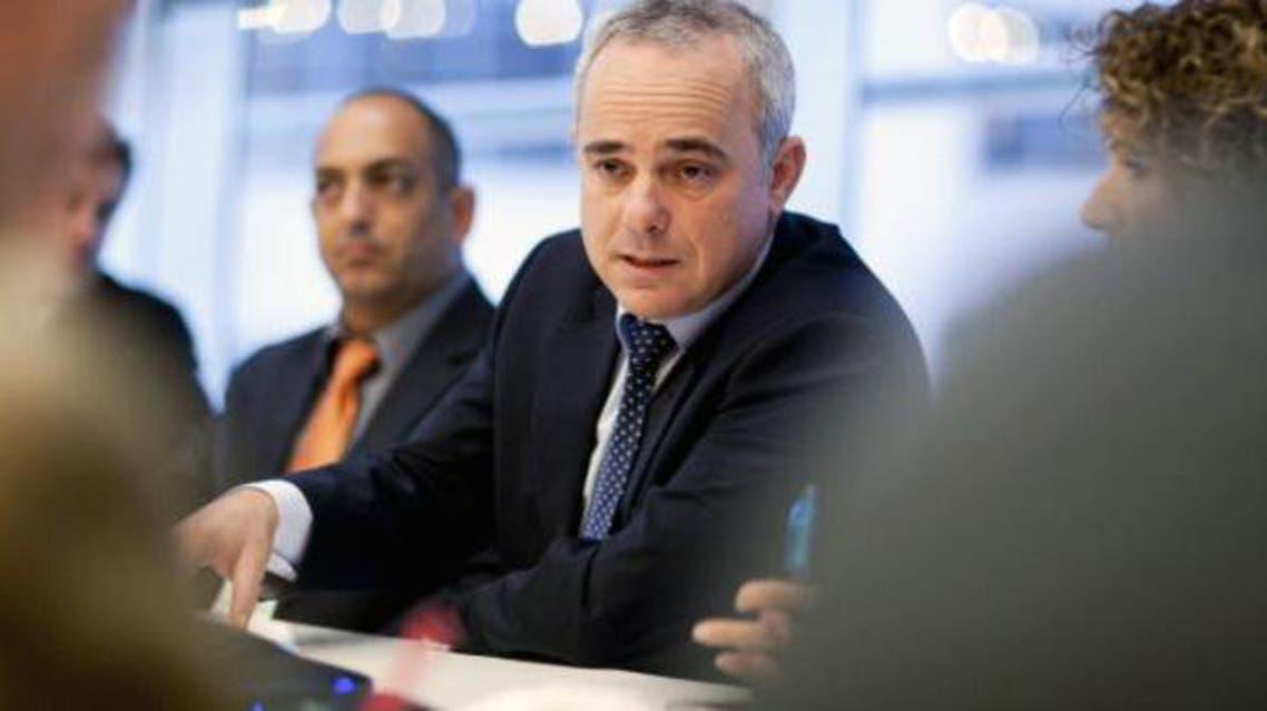 وزير الشؤون الاستراتيجية الإسرائيلي يوفال شتاينتز