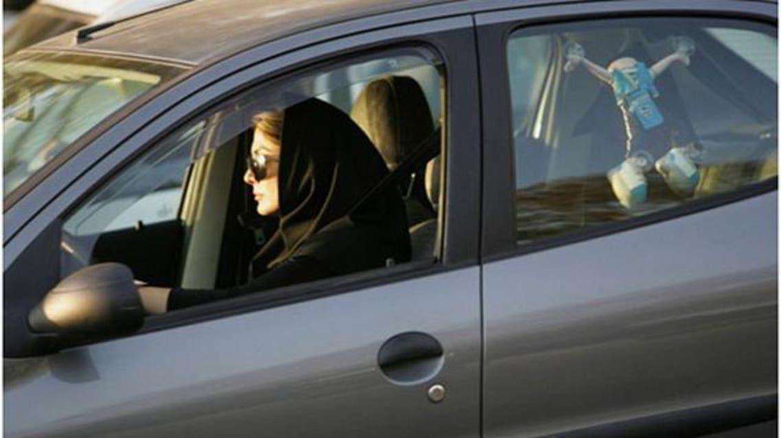 قيادة المرأة