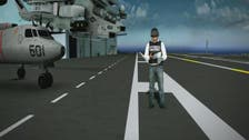 Al Arabiya takes virtual tour of USS Nimitz aircraft carrier