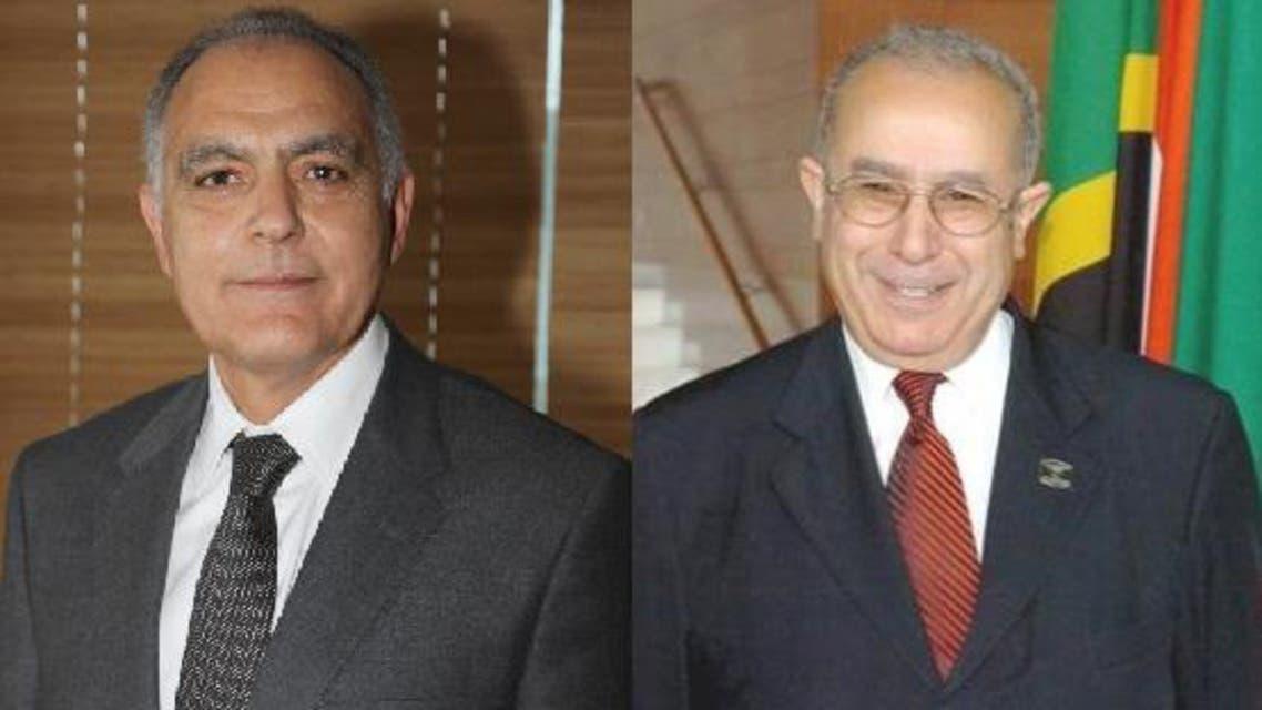 وزيرا خارجية المغرب والجزائر