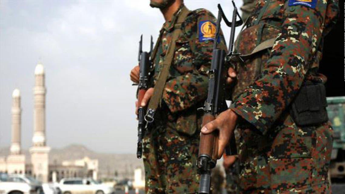 عناصر من الأمن اليمني