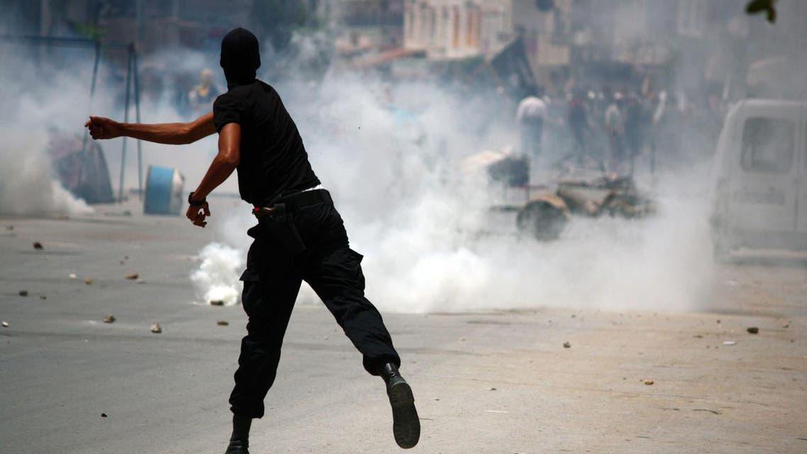 اشتباكات في تونس