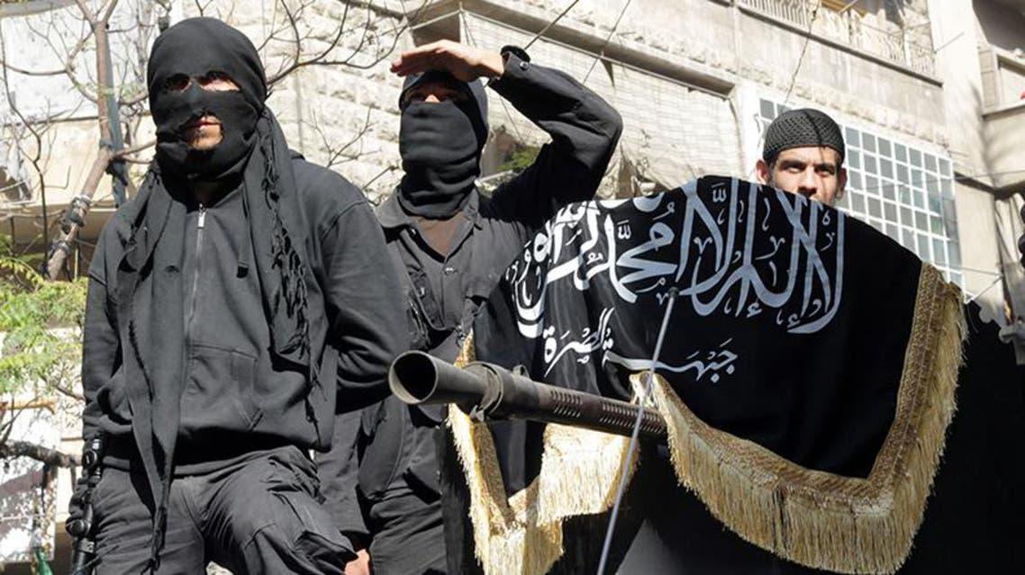 مسلحون من جبهة النصرة في حلب