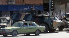 Overnight clashes raise death toll in Lebanon's Tripoli to 9