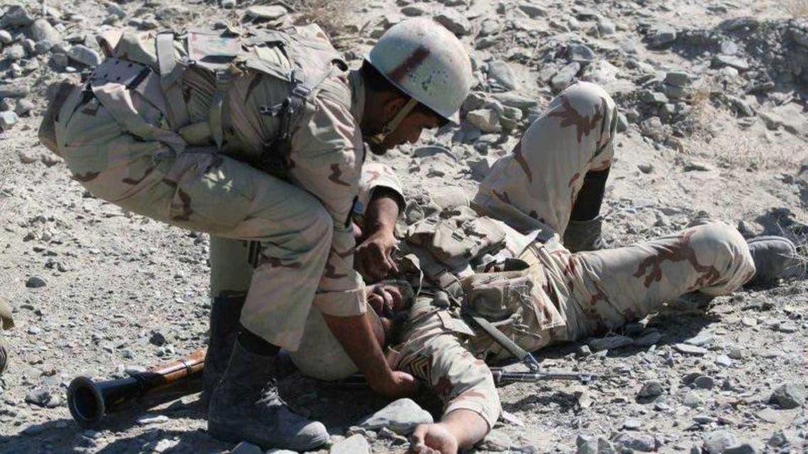 قوات حرس الحدود الايراني