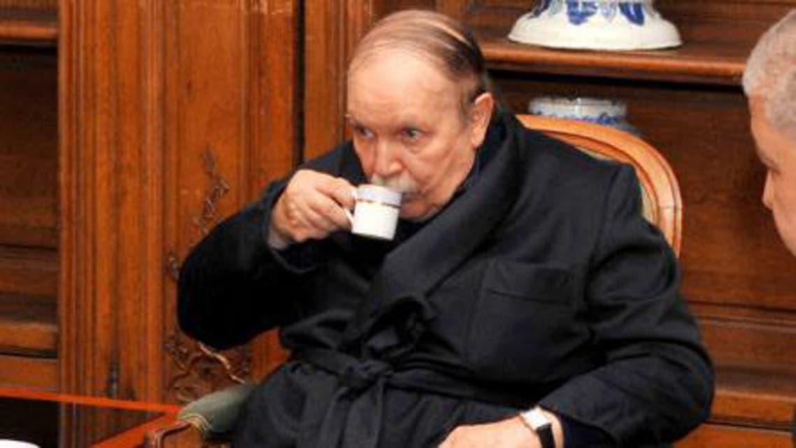 Abdelaziz Bouteflika (AFP)