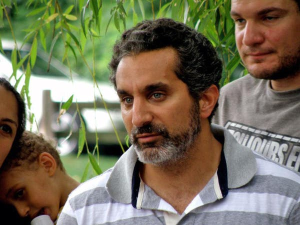 باسم يوسف: الحكومة لا تتقبل وجهات النظر المعارضة