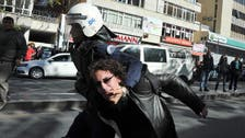 Turkish police disperse student protests with tear gas