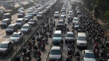 Indonesian capital tweets to beat traffic chaos