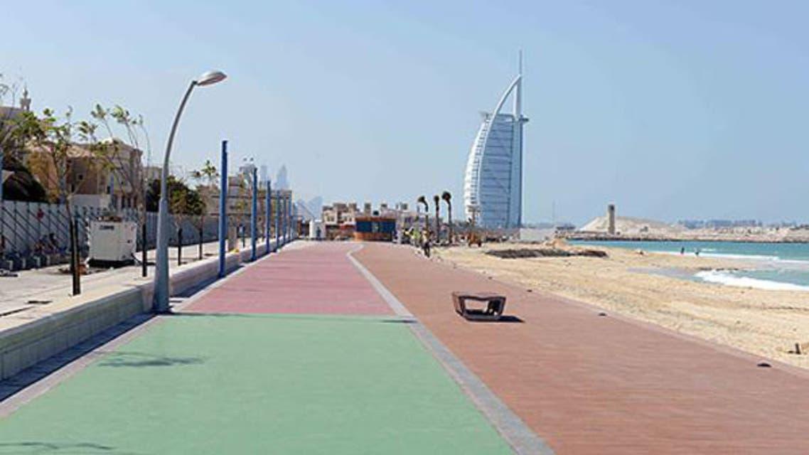 مشروع كورنيش جميرا في دبي