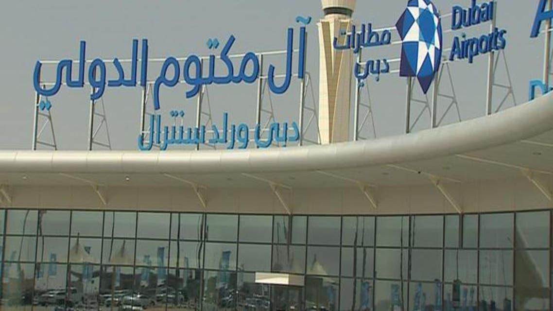 THUMBNAIL_ افتتاح مطار آل مكتوم الدولي في دبي