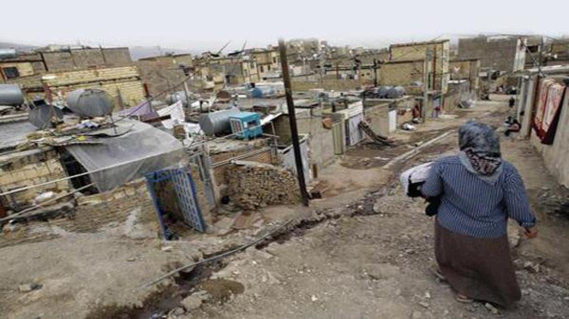 الفقر في إيران