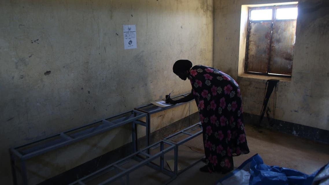 Referendum vote in Sudan's disputed Abyei