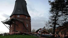 Hurricane-force gusts batter UK, Europe; 7 dead