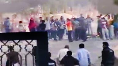 اشتباكات بين أنصار الإخوان والشرطة أمام جامعة الأزهر