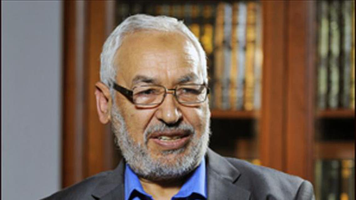 Ghannouchi AFP