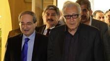 U.N.-Arab league envoy Brahimi arrives in Damascus