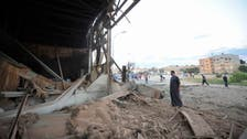 Security: bomb strikes Benghazi reception hall