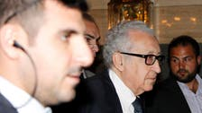 Brahimi: Assad could contribute to 'new' Syria but not as leader