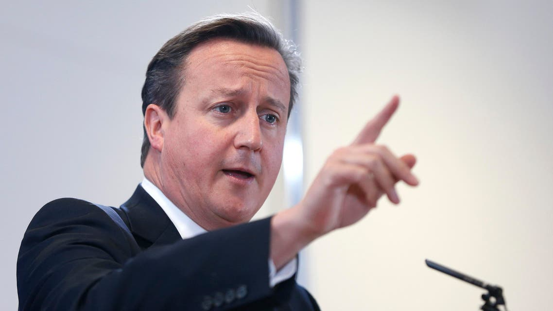 David Cameron said it would be difficult not to act if the UK press didn't 'demonstrate some social responsibility'. (File photo: Reuters)