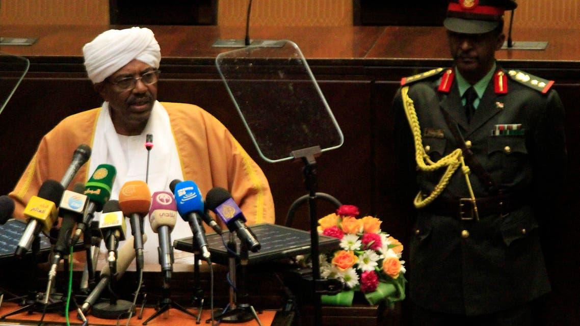Omar al-Bashir (Reuters)