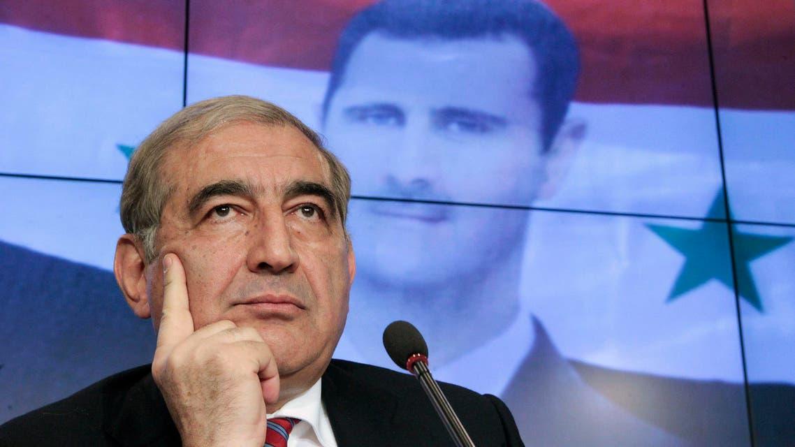 Syrian Deputy Prime Minister Qadri Jamil (Reuters)