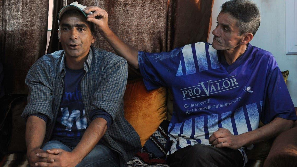 Morocco drug users. (AFP)