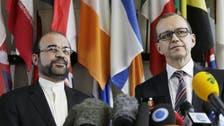 U.N. nuclear watchdog says Iran meeting  'very productive'