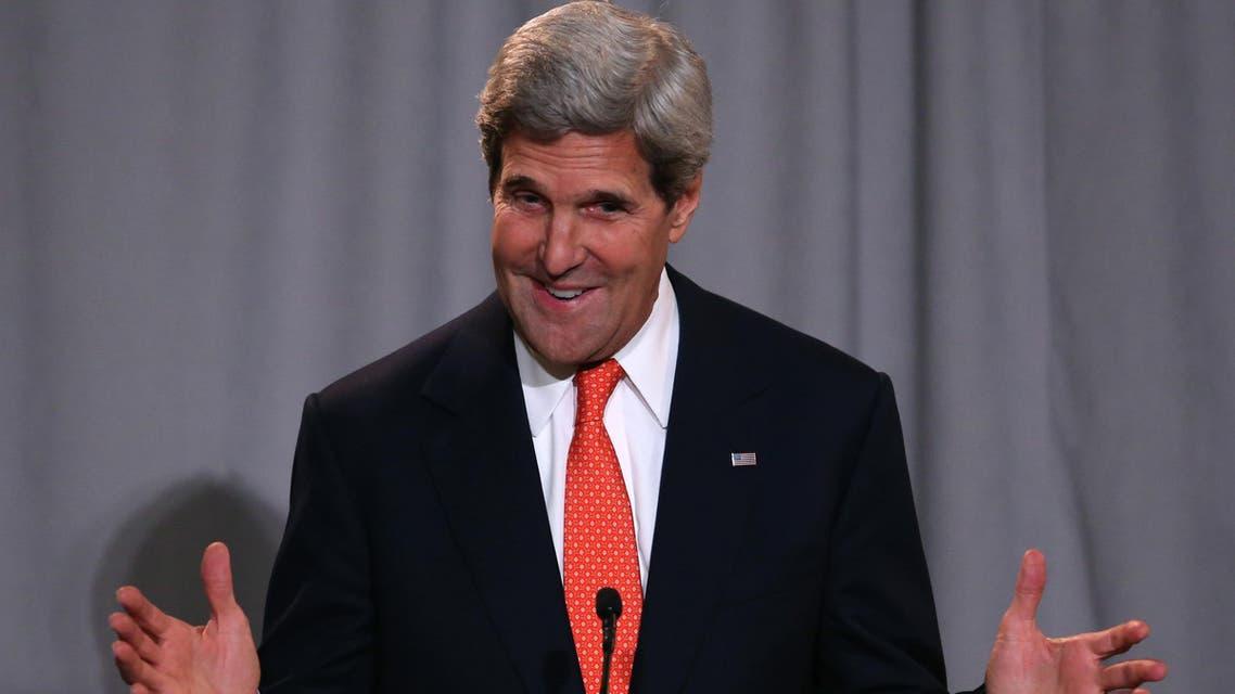 AFP Kerry