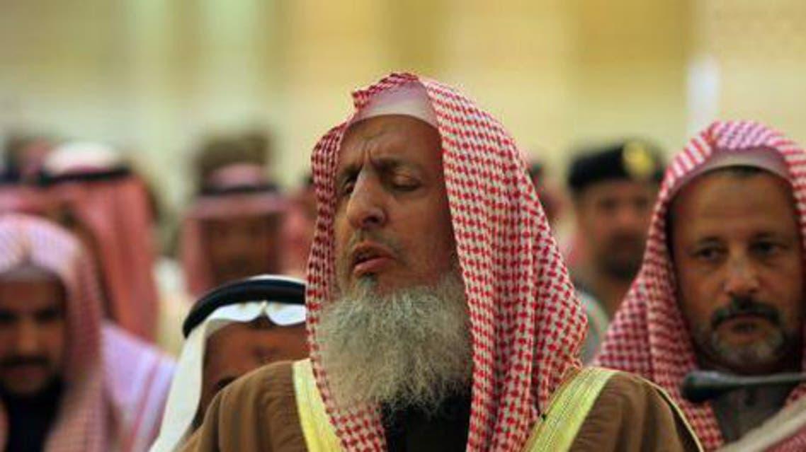 Saudi Grand Mufti AFP