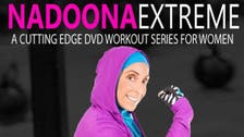 'No excuse for flabby arms;' new fitness video targets covered Muslim women